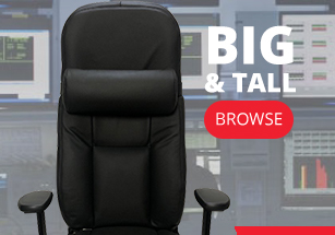 Big & Tall - Users Up to 400 lbs.